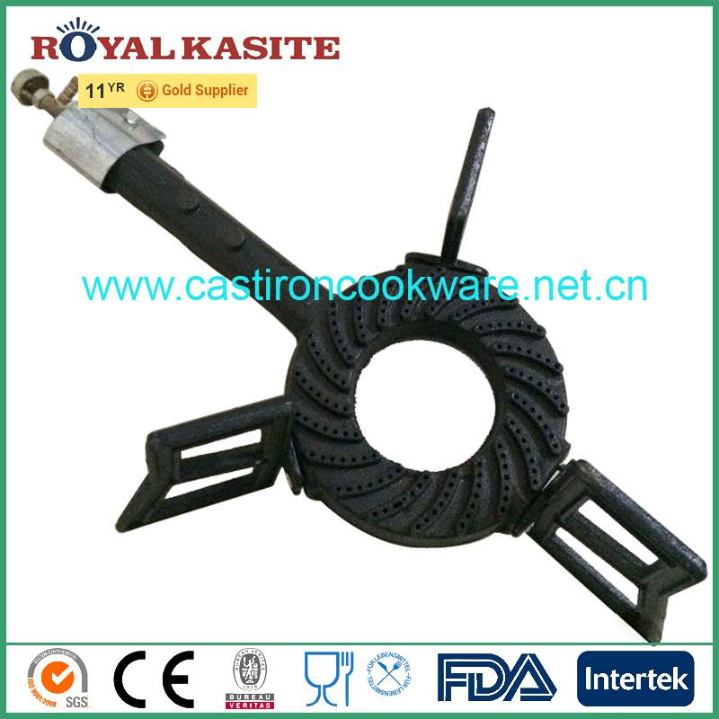 hot sale cast iron gas burner, cast iron gas cooker, cast iron gas stove