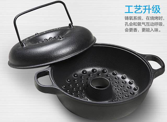 hot sale cast iron bakeware