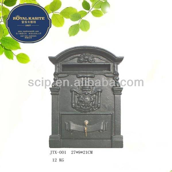 antique cast iron letter box wholesale