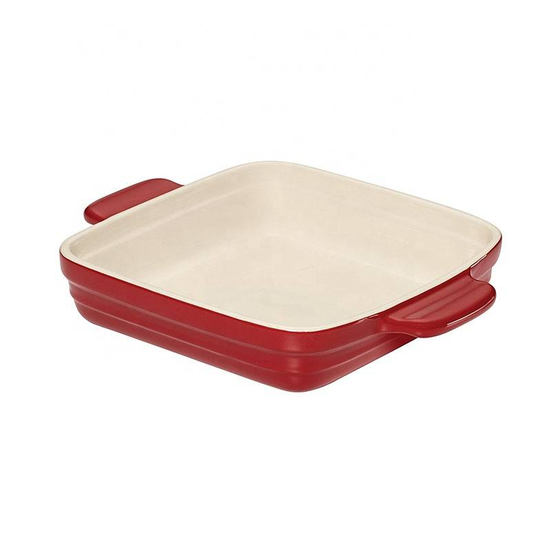 ceramic casserole dish roaster ,  Chinese wholesale price