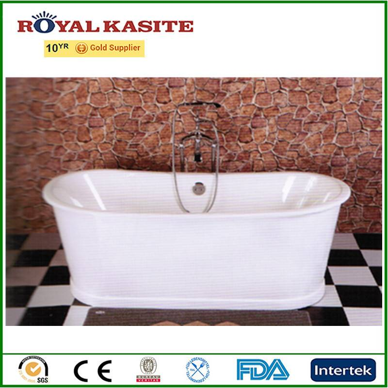 different colors acrylic freestanding bathroom tub
