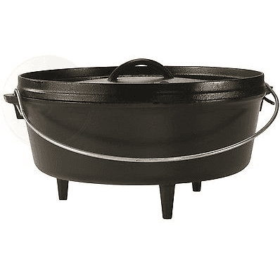 Camp Dutch Oven 6-Quart 6 Qt