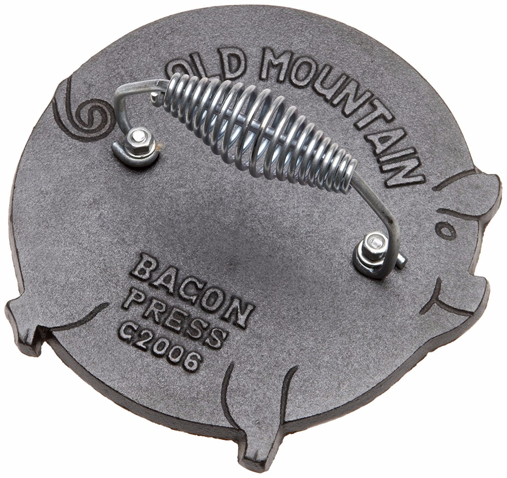 Bacon Press – Pig Shaped Bacon/Grill Press