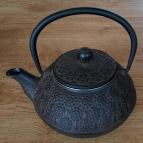 Hot sale cast iron tea pot