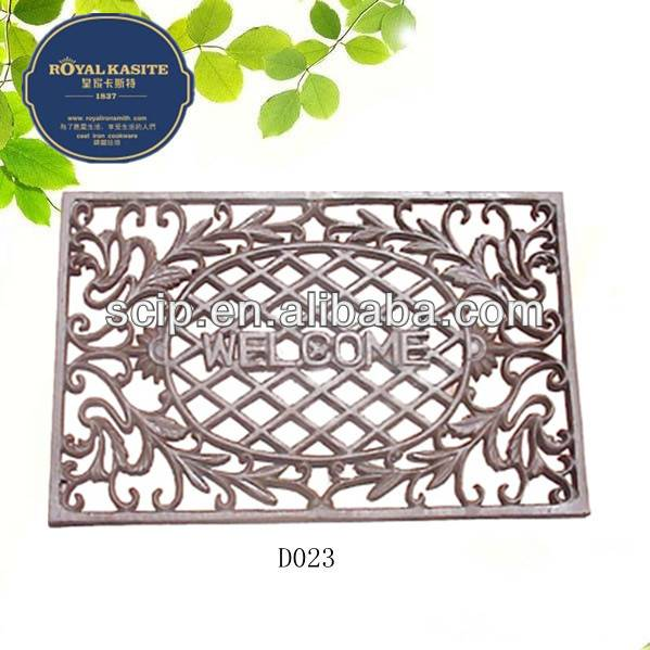 cast iron door mat uk market