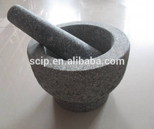 granite mortar and pestle wholesale