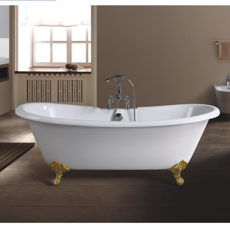 comfortable acrylic freestanding bathroom tub,enameled bathroom tub