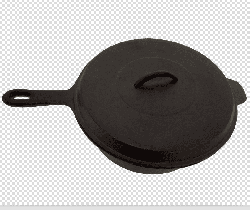 High reputation 12 Skillet Cast Iron Heavy -
