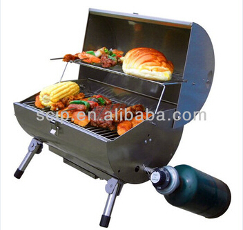Stainless Steel Marine Gas Barbecue, nice quality Marine Gas Barbecue