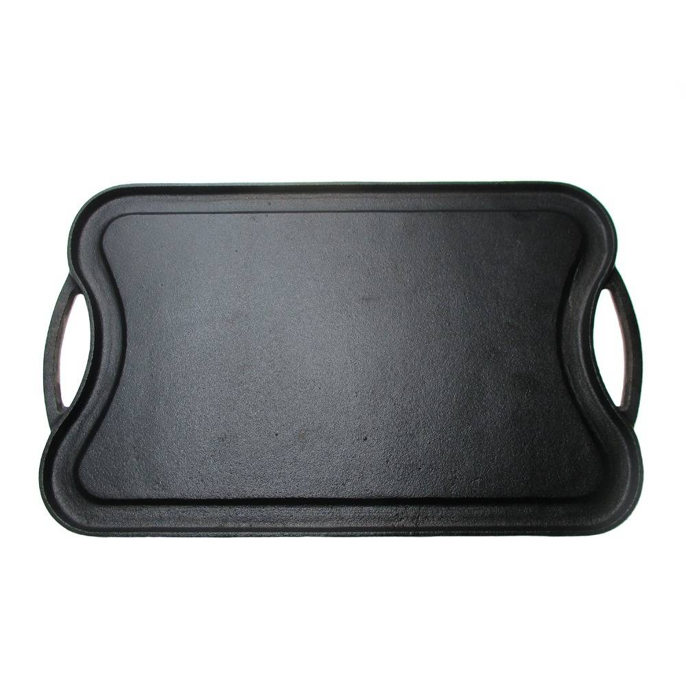Hot sale Factory Cast Iron Frying Pan With Long Handle -