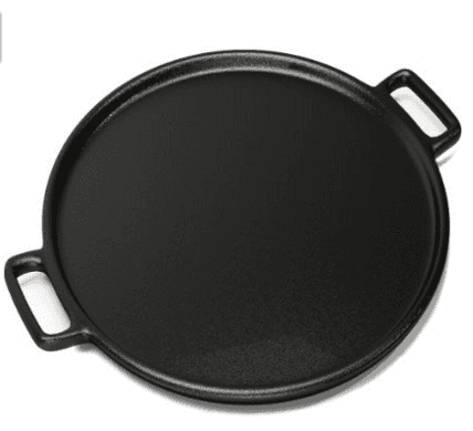 cast iron pizza pan Featured Image