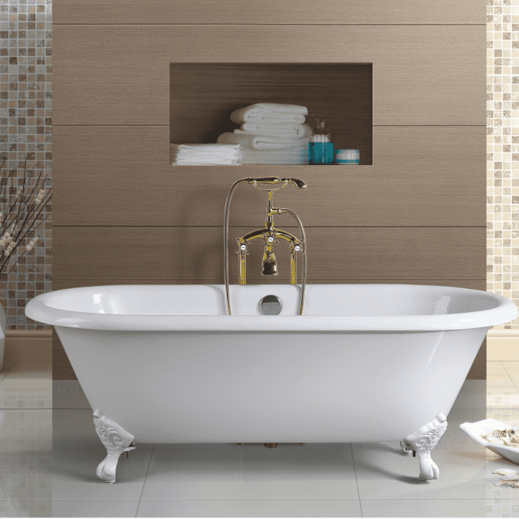hot selling acrylic freestanding bathroom tub