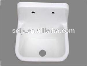 square cast iron countertop sinks for sale, cast iron countertop sinks