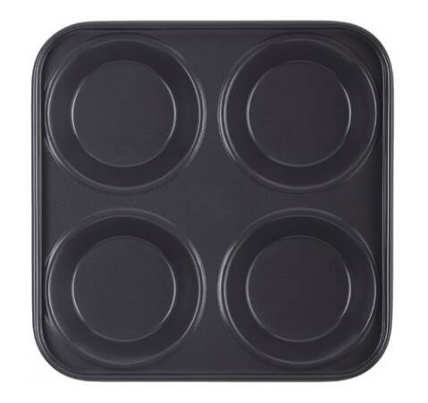 carbon steel Yorkshire Pudding tray, carbon steel cake mould