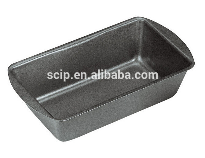 high quality cheap square carbon steel bake pan