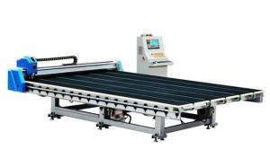 OEM Customized Auto Glass Cutting Machine - GCC-1020 CNC Glass Cutting Machine – CBS