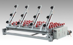 Factory Supply Horizontal Hollow Glass Equipment - GLS-810 Single Sided Glass Loader Non Traversing – CBS