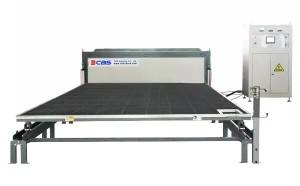 Fast delivery Double Glass Production Line - 2-layer Glass Laminating Machine – CBS