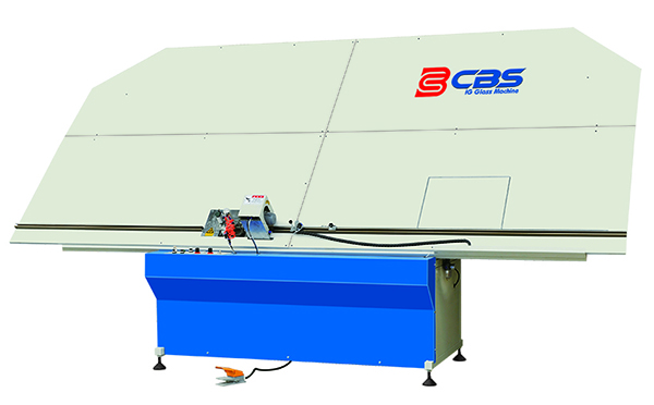OEM/ODM Factory Fully Automatic Insulating Glass Production Line - SBH-2525  Semi-automatic Spacer Bending Machine – CBS