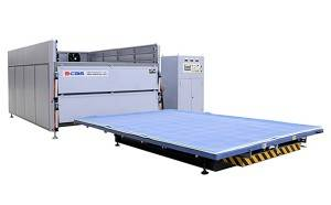 China wholesale Eva Lamination Machine - 4-layer Glass Laminating Machine – CBS