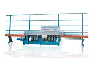 Factory wholesale Silicone Sealant Machine - Vertical Straight Line Glass Flat Edging Machine G-VFE-10M – CBS