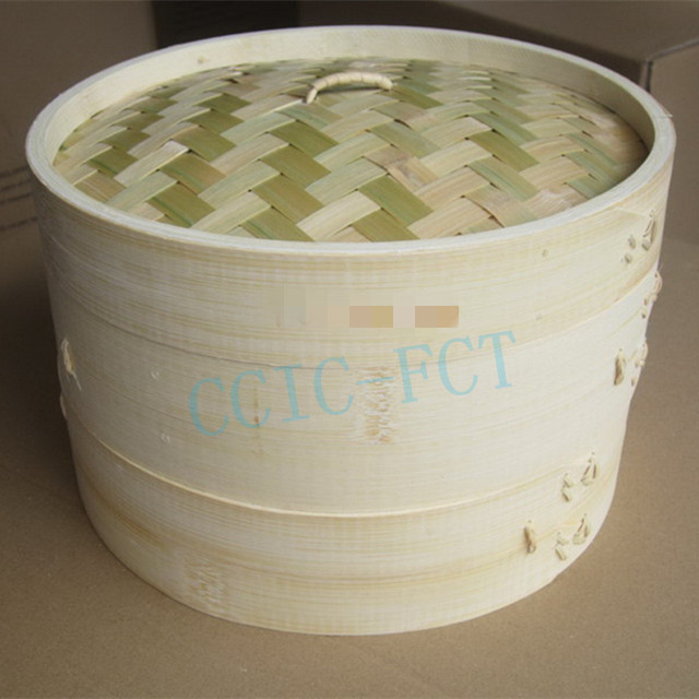 Bamboo Steamer Inspection Service