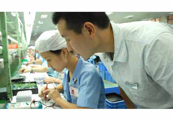 Chinese Professional Sunglasses Test -