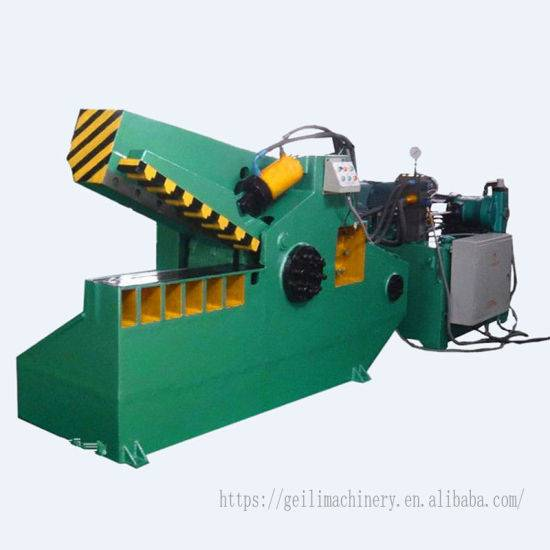 Electric Hydraulic Shearing Machine CNC Steel Cutter