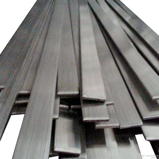 Hot Rolled Flat Steel Galvanized Steel Flat Bar