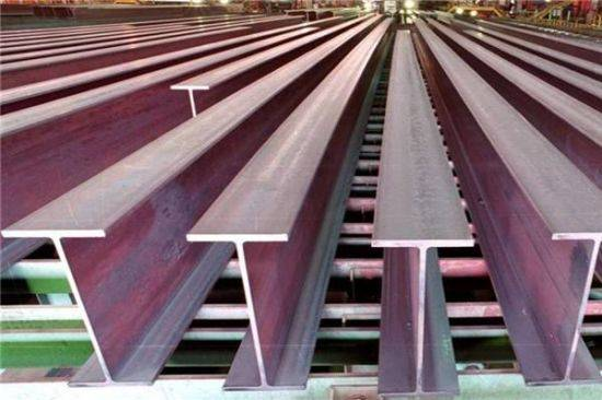 China Suppliers Steel Structural Prefabricated Galvanize I Section Steel