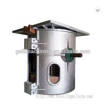 Energy-saving metal melting induction furnace EAF