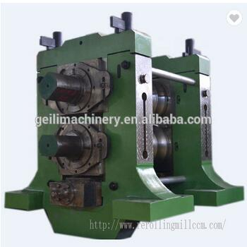 Hot Rolling Mill Production Line For Rebar And Wire Rod