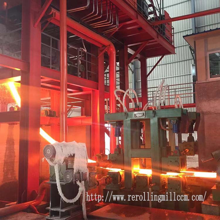 Customized Wire Rod CCM Steel Making Continuous Casting Machine