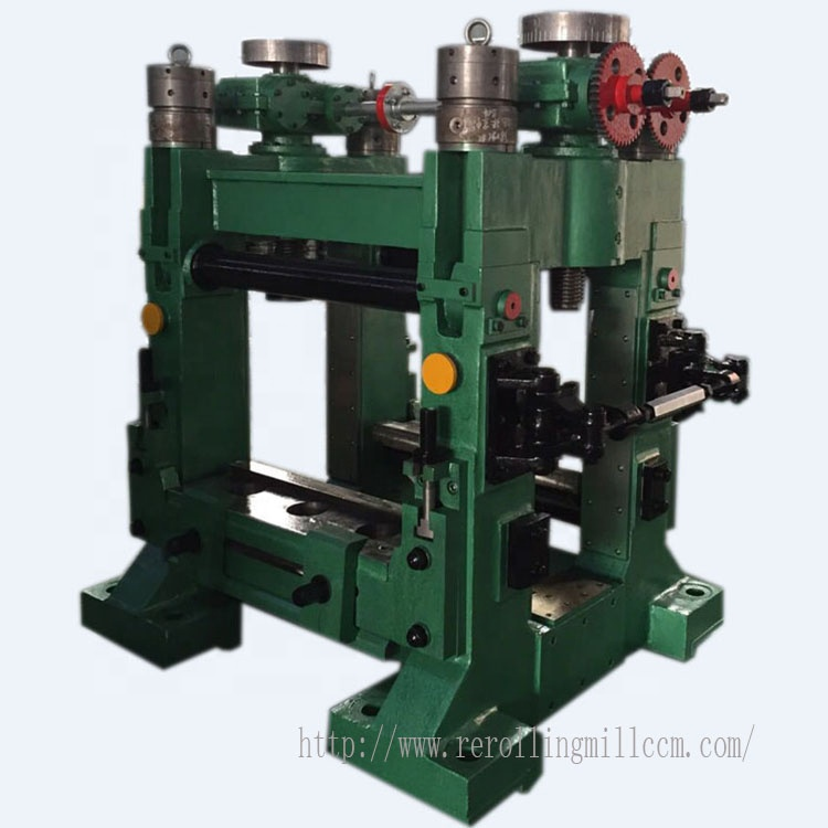Continuous Hot Rolling Mill CNC Electric Steel Forming Machine