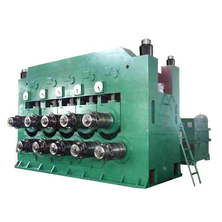 Continuous casting machinery for angle bar