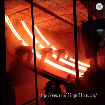Hot Top Steel Billet Making Continuous Casting Machine CCM