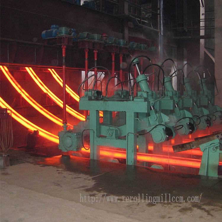 Steel Plant Production Line from Steel Scrap to Billet, Billet to Final Product for Annual Output of TON