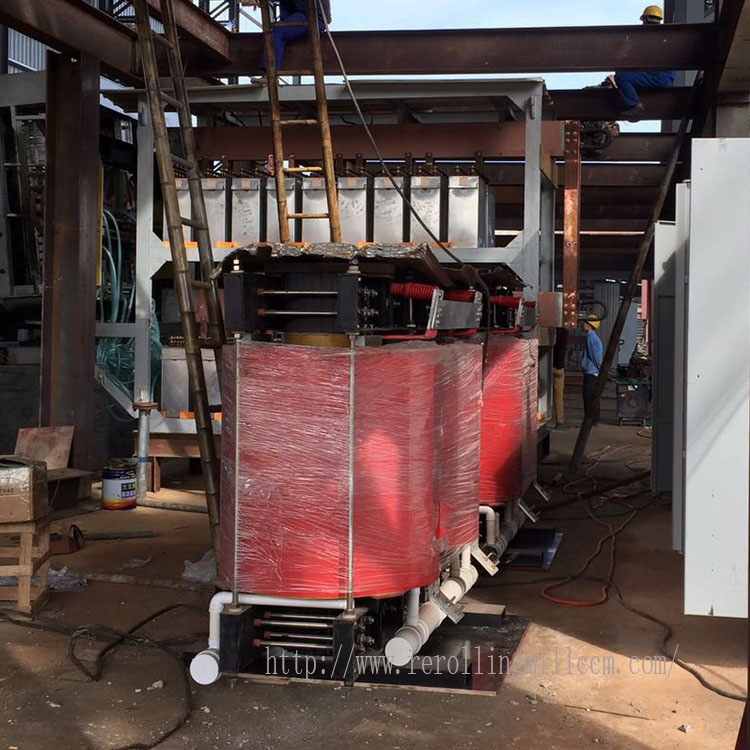 Mini Iron Melting Furnace High Quality Steel Making Machine