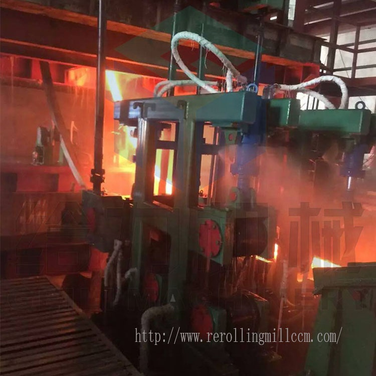 TMT Bars Making Machine Steel Billet Continuous Casting CCM