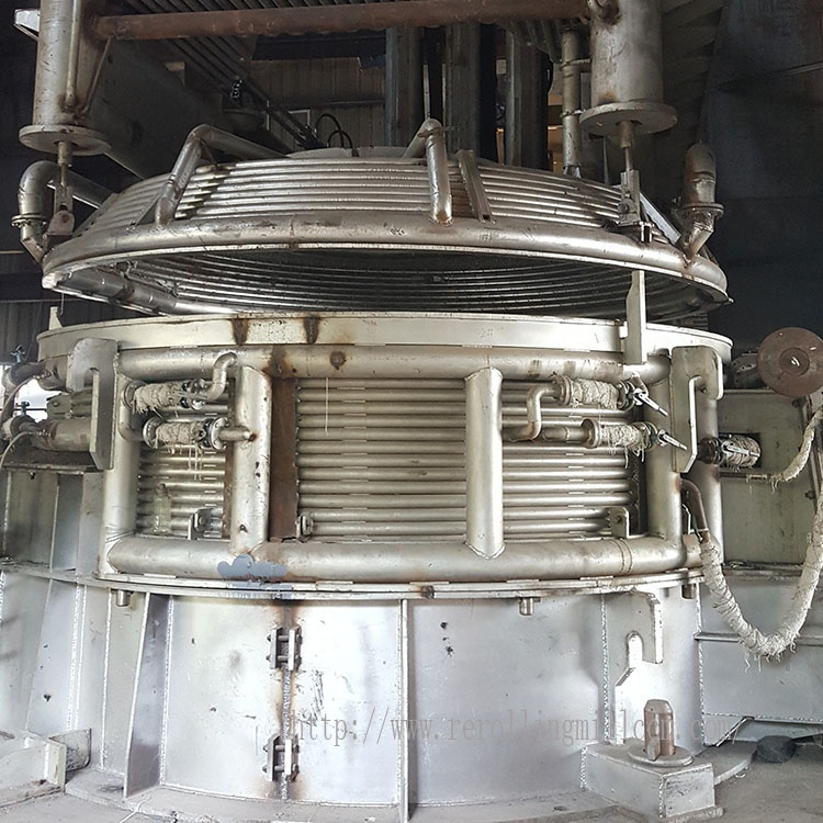 High Quality Steelmaking Electric Arc Furnace (EAF) Metal Metallurgy Machinery