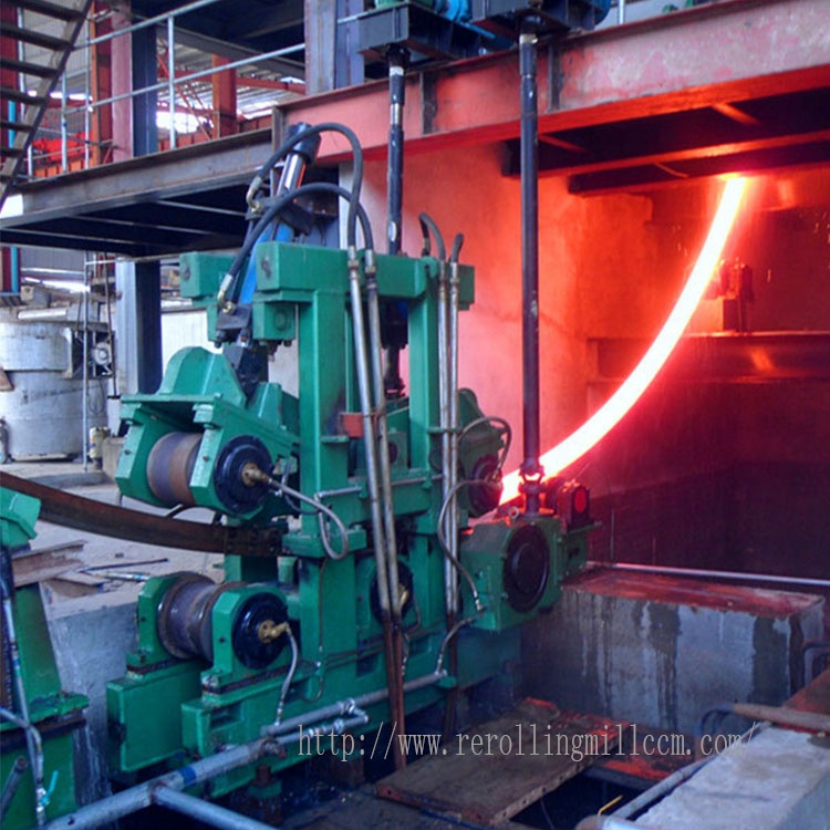 Professional China  Ccm Continuous Casting Machine - Electric Continuous Casting Machine for Billet China CCM -Geili