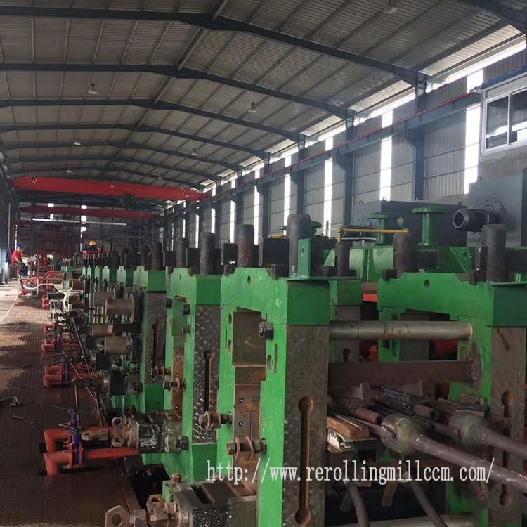 Steel Rebar Hot Rolling  Mill Machine for Wire Rod Metal Metallurgy Equipment