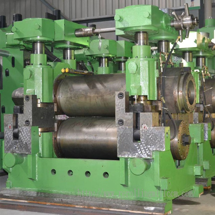 Continuous Rolling Mill CNC Roll Forming Machine for Rebar
