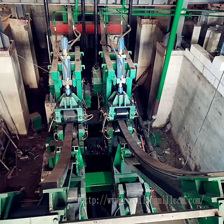 China wholesale Horizontal Continuous Casting Machine - Industrial Casting Machine Electric Steel Billet Continuous Caster -Geili