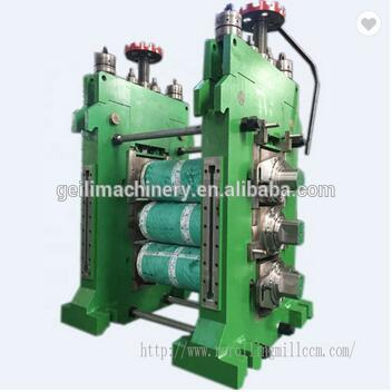 Hot rolling mill steel bar production line manufacturer rebar making machine