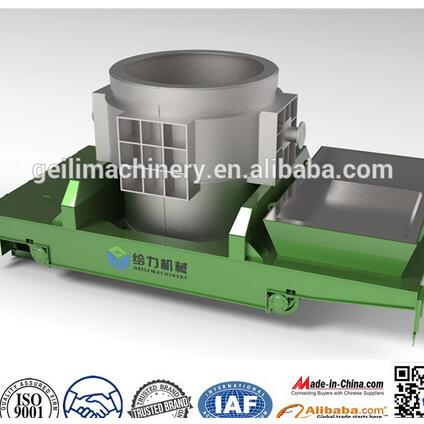 High Quality Ladle Refining Furnace for Melting Steel