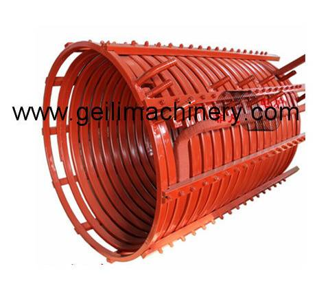 Induction Coil for Steel Melting