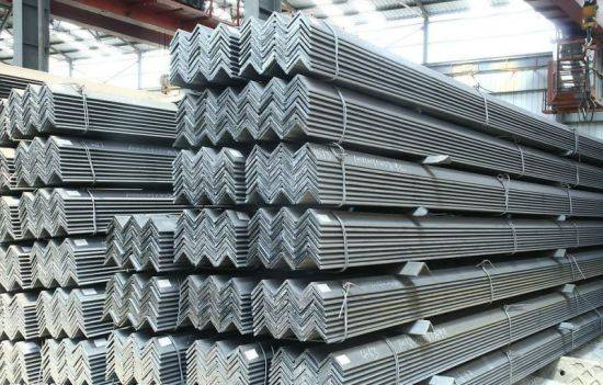 Factory Price Hot Rolled Steel Angle Bars for Building and Construction with Good Quality, Equal Mild Steel Angle Bars