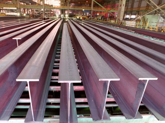 Hot Rolled Wide Flange Structural Steel H Beam