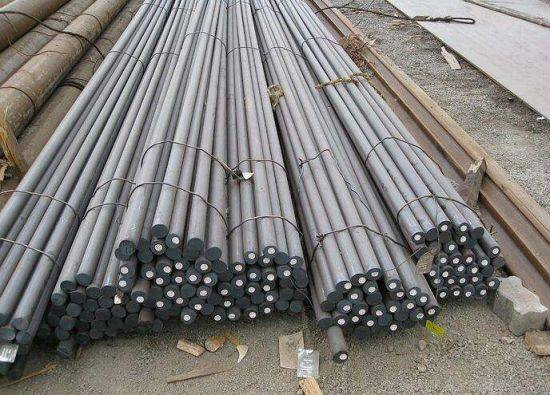 Available 1250mm 1500mm Width Price Steel Round Bar Ss400